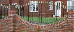 Iron Railings by Wrought Iron Works